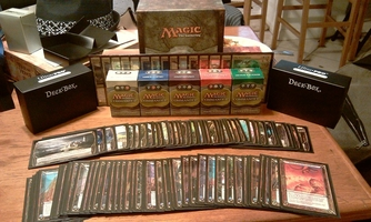 More about Mtg Database 13